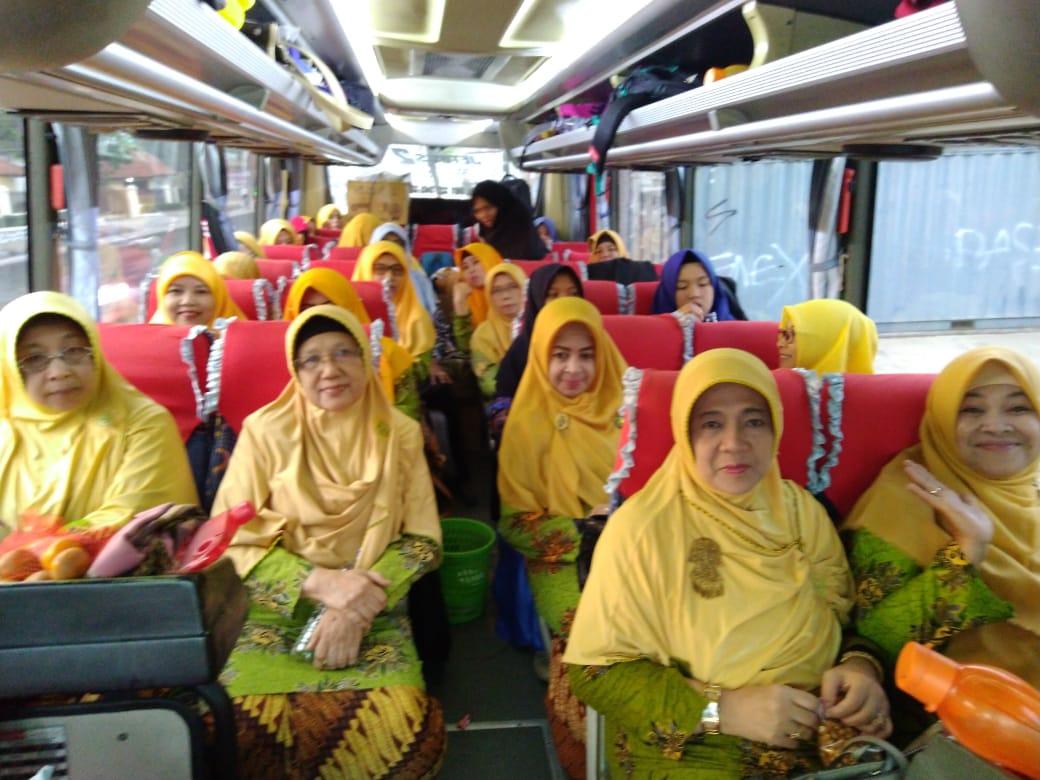 Kontingen Peserta Lomba dari PDA Banjarnegara